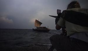Sailing Kabang